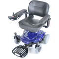 Cobalt X23 Power Wheelchair