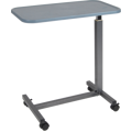 Plastic Top Overbed Table