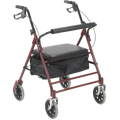 "Bariatric Rollator with 7.5"" Wheels"