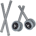 Heavy Duty Bariatric Walker Wheels, 5""
