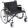 Sentra EC Heavy Duty Extra Wide Wheelchair