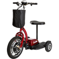 ZooMe Three Wheel Recreational Power Scooter