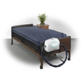 True Low Air Loss Mattress System with Pulsation, 10""