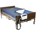 Med Aire Plus Bariatric Heavy Duty Low Air Loss Mattress System