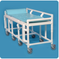 Bariatric Mobile Shower Bed