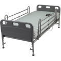 Competitor Semi-Electric Bed